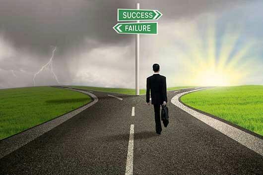 استراتژی رفتاری: توهم موفقیت (Delusion of Success)
